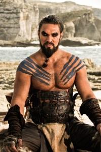 Khal Drogo Games of Thrones