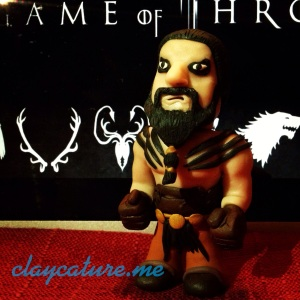 Games of Thrones character Khal Drogo