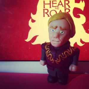 Tyrion Lannister finished in Polymer Clay