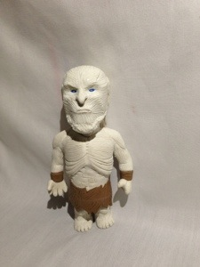 white walker in polymer clay front picture